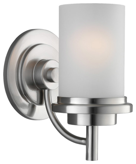 Sea Gull Lighting 1 Light Winnetka Bath Sconce View In Your Room Houzz