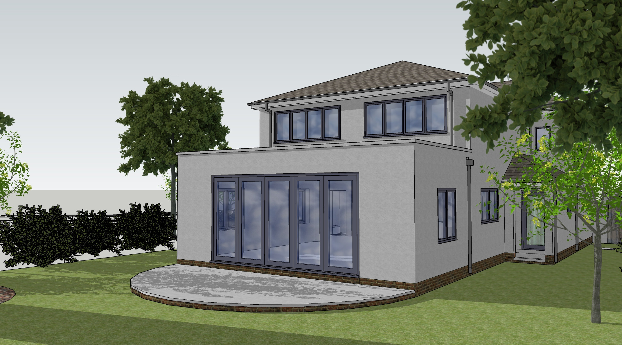 Designs for House Redevelopment