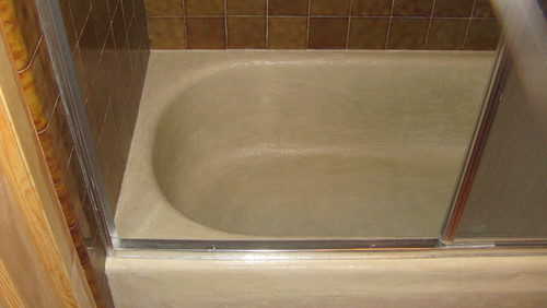 Wonderful fixes for ugly tub