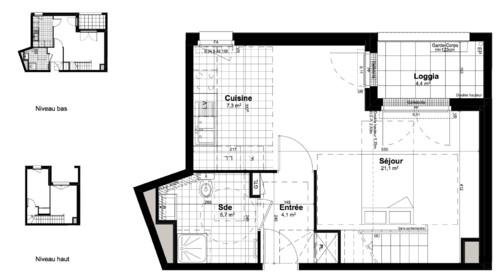 Good plan cuisine 10m2 with plan cuisine 10m2 - Plan amenagement cuisine 10m2 ...