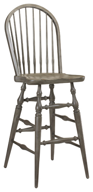 French Heritage Morlaine Bar Stool Traditional Bar