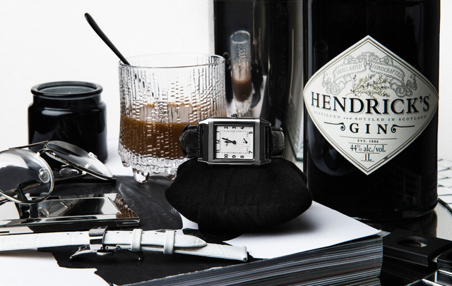 Alfred Watches styling vardagsrum
