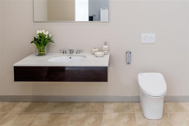 Toto Bathrooms   Neorest AH Contemporary Bathroom