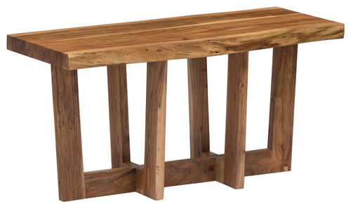 Berkshire Natural Live Edge Bench, 36 Wide