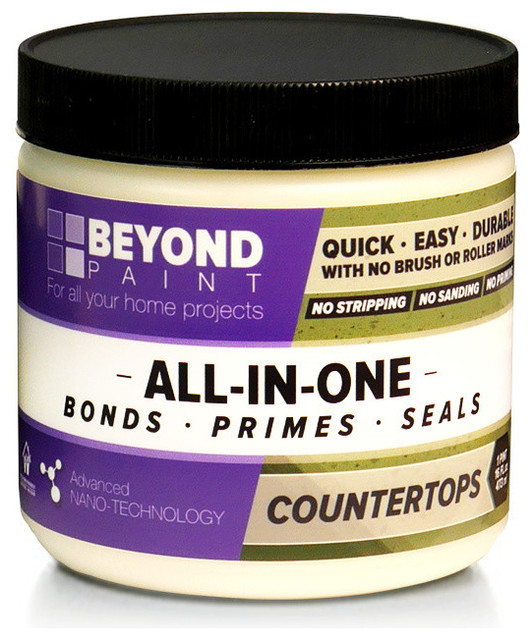 Beyond Paint Countertop Makeover All In One Refinishing
