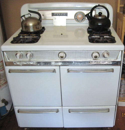 What Year Is My Roper Gas Stove