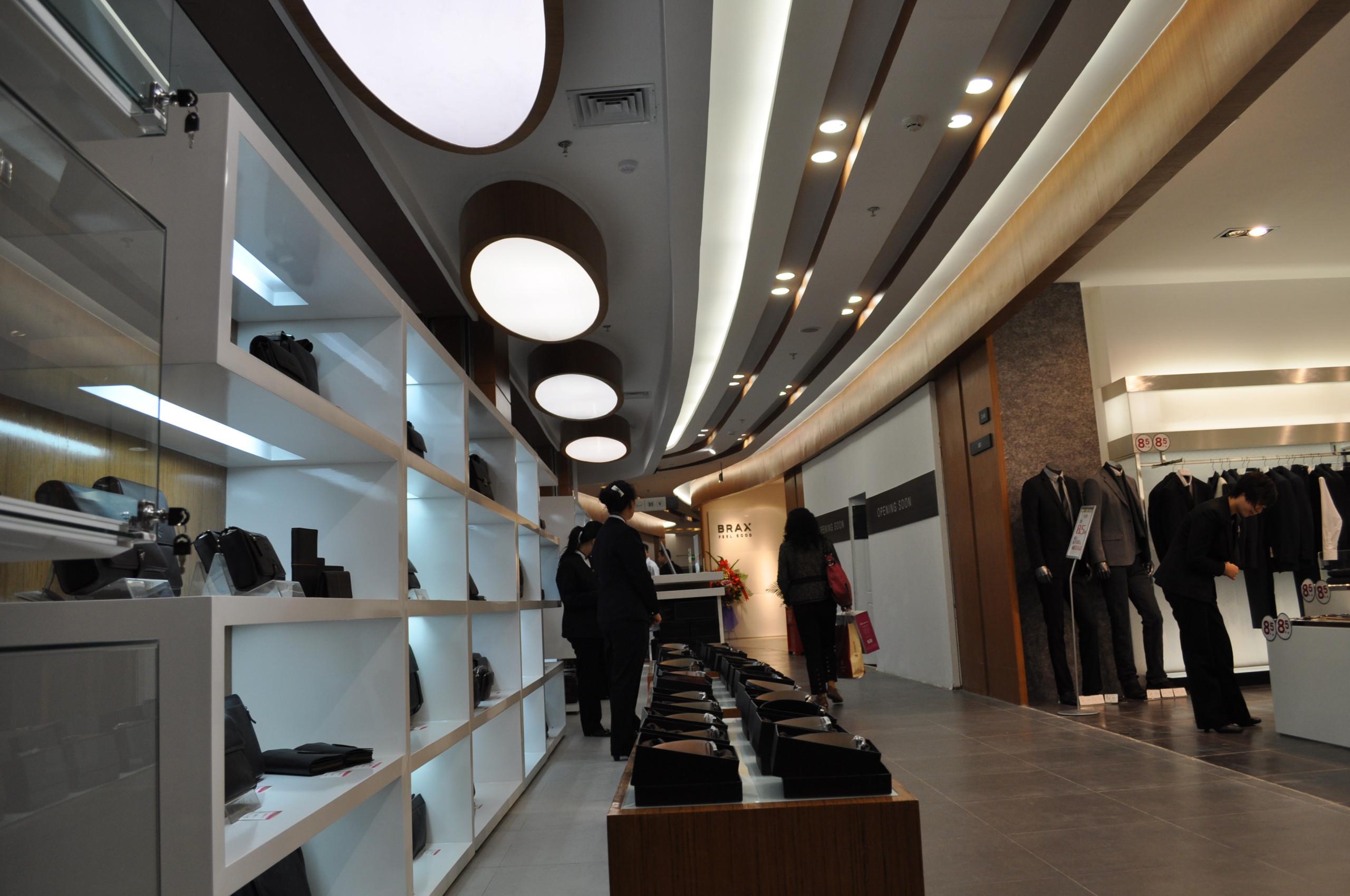 Centro Commerciale Songlei | Ristrutturazione completa