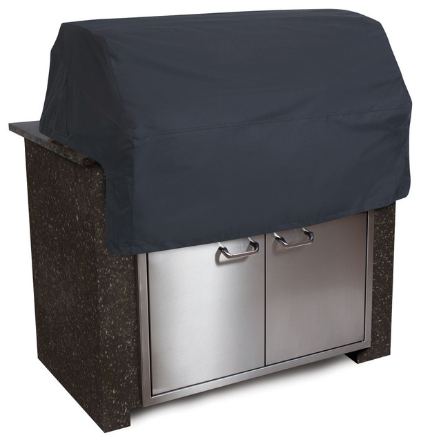 Patio Built In Bbq Grill Top Cover, Large.