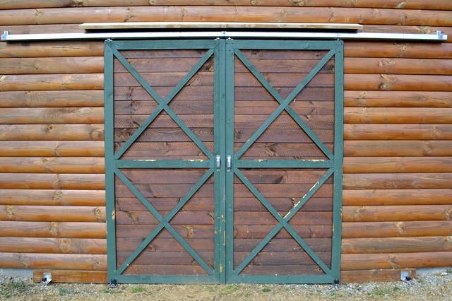 Worley Horse Barn Farmhouse Other By Cash Custom Homes