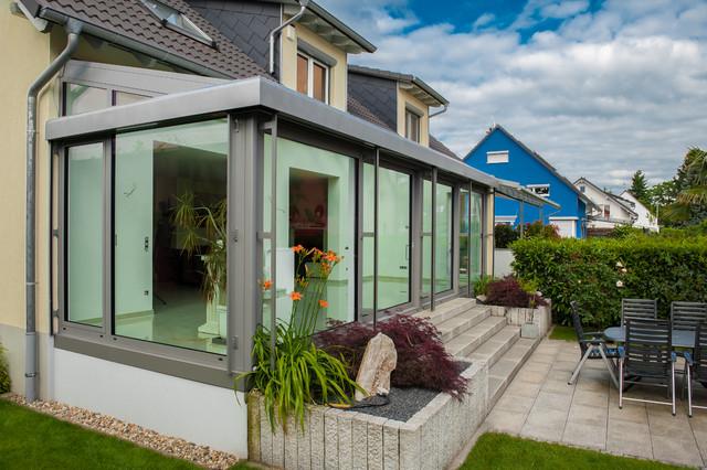 der wintergarten die perfekte wohnraumerweiterung. Black Bedroom Furniture Sets. Home Design Ideas