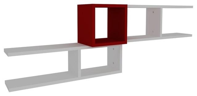 Zenon Accent Wall Shelf