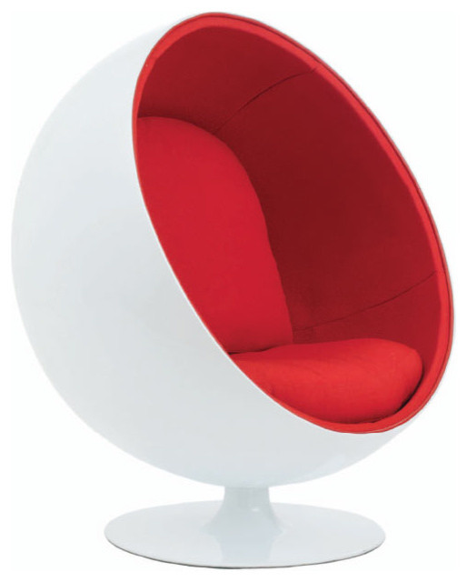 Orbit Lounge Chair by Nuevo Living  sc 1 st  Houzz & Orbit Lounge Chair by Nuevo Living - Contemporary - Outdoor Chaise ...