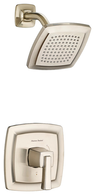 American Standard Townsend Bathtub and Shower Trim Kit, Brushed Nickel