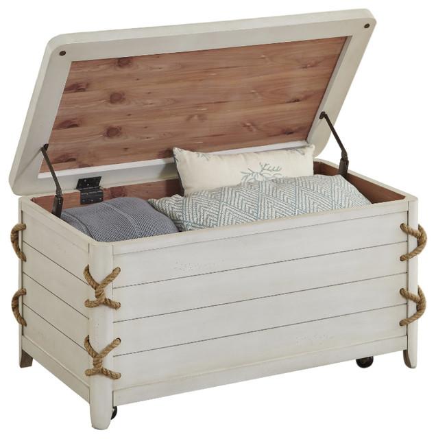Etonnant Liberty Furniture Storage Trunk Reviews Houzz