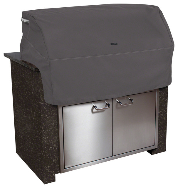 Ravenna Patio Built In Bbq Grill Top Cover, Small.