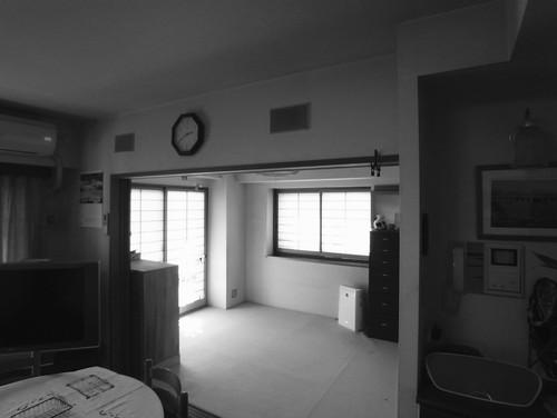 【Houzz】中古マンションを家族でDIY。愛着ある住まいは使いやすさも満点 2番目の画像