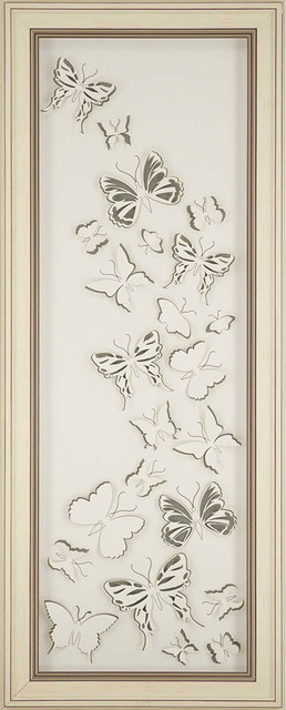 Paragon Butterfly Panel Ii Wall Decor.