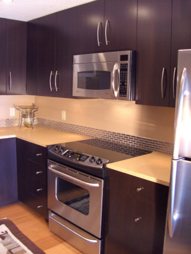 Condo Kitchen Contemporary Other By Kitchen Concepts Inc