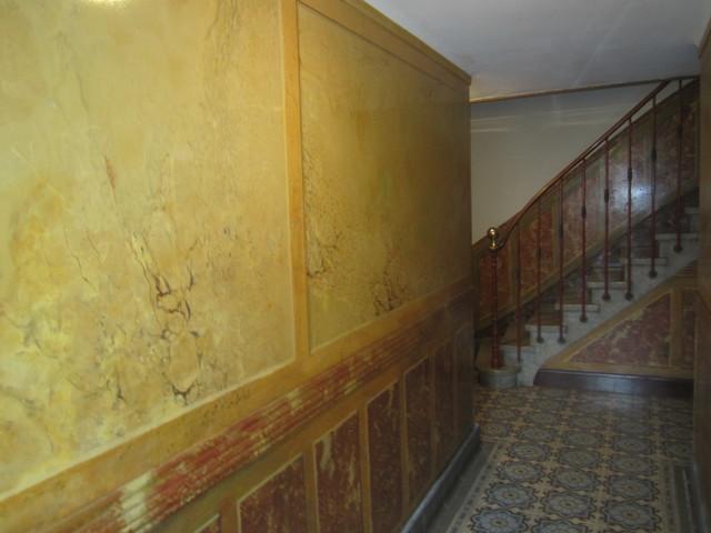 peinture murale - Moderne - Couloir - Nancy - par peintre coloriste