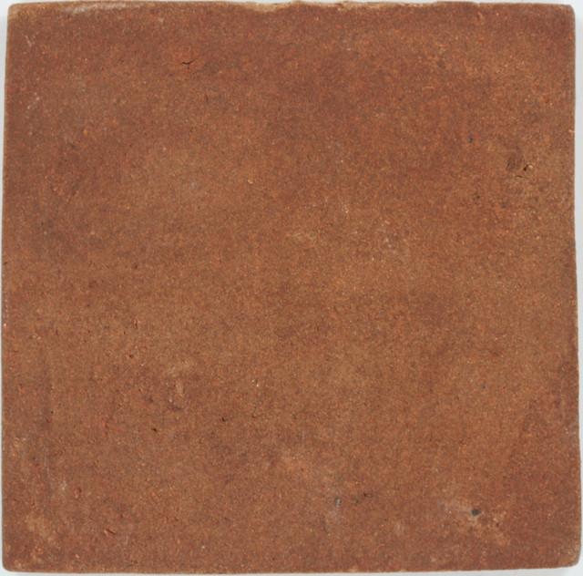 4x4 Tierra - High Fired Floor Tile, Box Of 90.