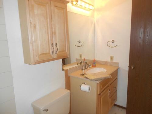 Small windowless bathroom ideas windowless bathroom help for Windowless bathroom design ideas