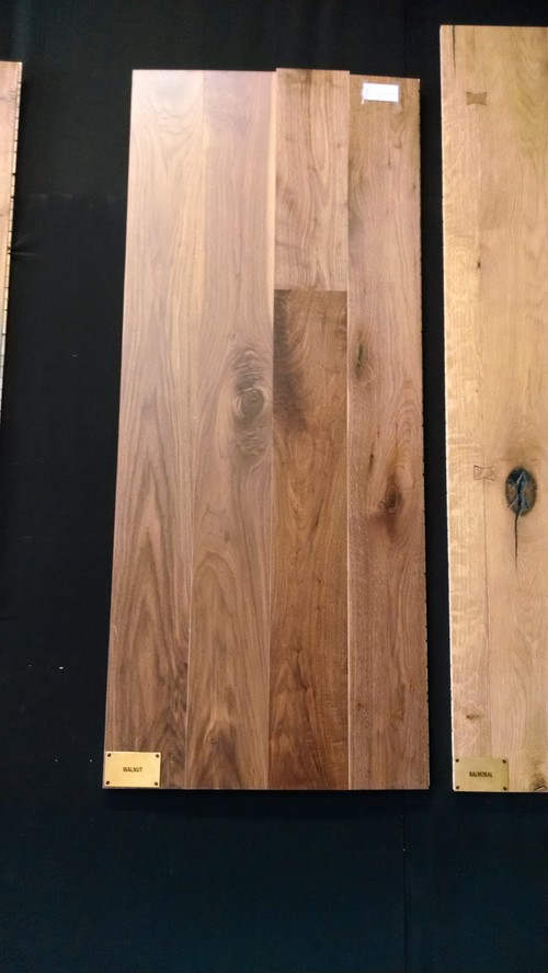 How To Match Stair Treads To Prefinished Engineered Walnut Floors
