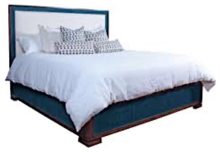 Queen Platform Bed-Purveyor Collection