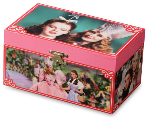 Wizard Of Oz Musical Jewelry Box