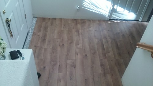 Exceptional ... Stayle Or Color Ideas For My New Camden Oak Flooring. I Loved The Color  So Hard It Install But My Whole House Is White Walls Help Any Ideas Or Picas