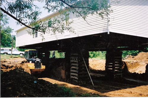 Put a basement under your manufactured home for Prefab basement walls cost