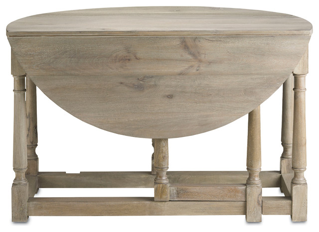Garrison Drop Leaf Table Farmhouse Dining Tables