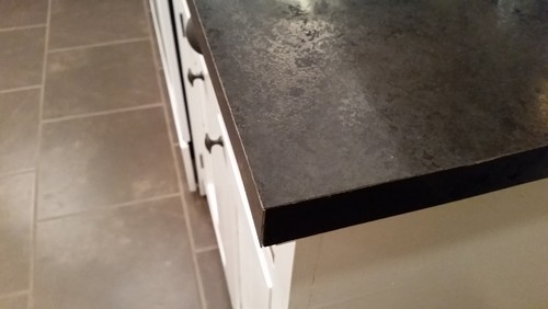 laminate countertop edges help with rough ugly laminate counter edges