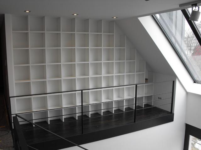 m belbau minimalistisch berlin von atelier du bois. Black Bedroom Furniture Sets. Home Design Ideas