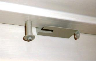 Predictable Solutions Glidelok Metal Door Top Safety