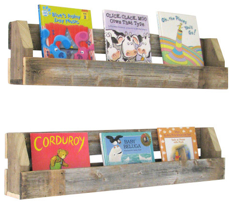 Doug and Cristy Designs - Troyer Shelves, Set of 2 & Reviews | Houzz