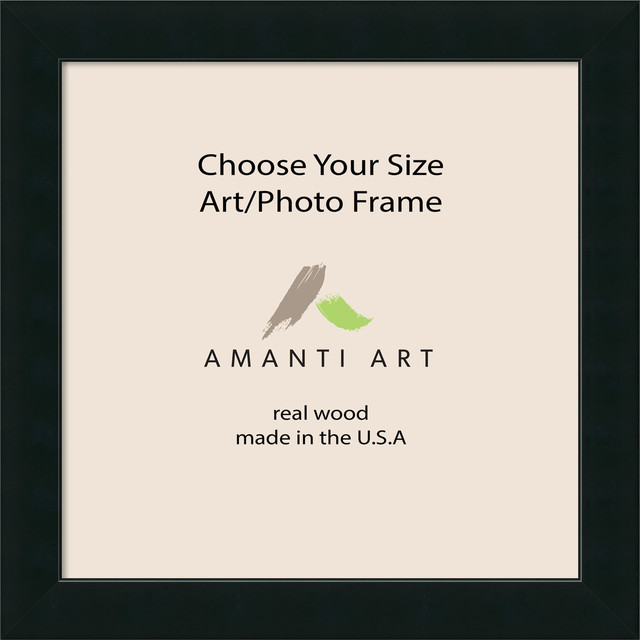 Art/Photo Frame, Choose Your Custom Size, Corvino Black, 24x24 to ...