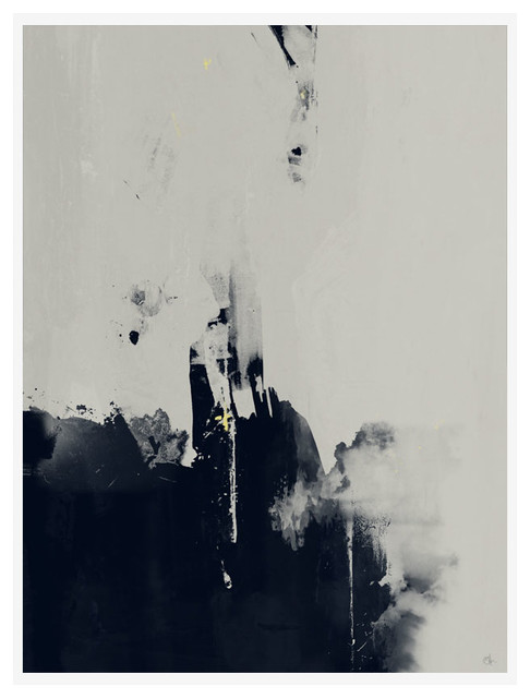 """""""Into The Light"""" Abstract Art Print, Print Only, 50x70 cm"""