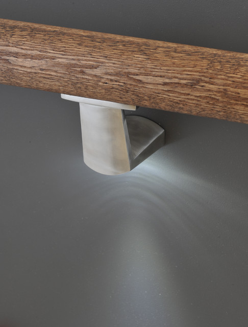 Contemporary Handrail Brackets View In Your Room Houzz