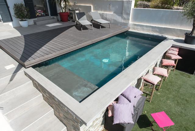 Terrasse mobile 31 for Terrasse mobile piscine