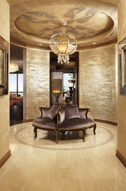 Carlyle Penthouse contemporary-entry