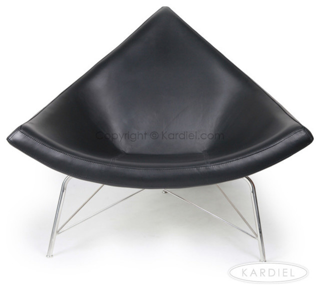 Phenomenal Coconut Chair Aniline Leather Black Pdpeps Interior Chair Design Pdpepsorg