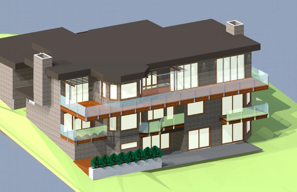 Deck, Guardrail & Canopy Renovations