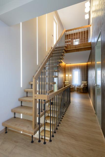 Дом в Березках 280 м2 loft-lestnitsa