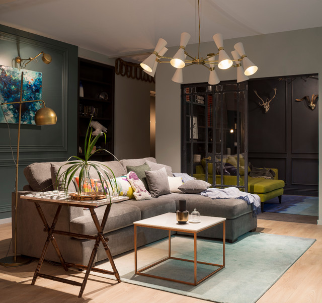 Ideal Home Showhouse contemporary