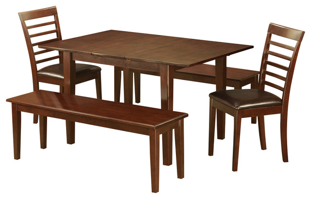 Milad Mah Kitchen Table Set Contemporary Dining Sets