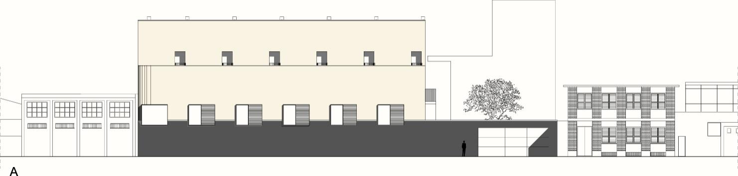 Edificio loft e residenze