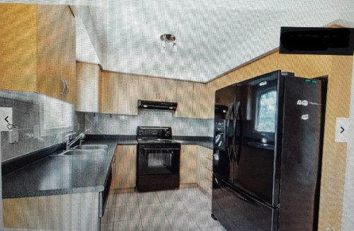 help small budget old and awkward kitchen