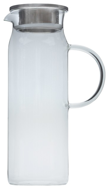Brilliant Jasmine Gl Water Jug With Stainless Steel Filter