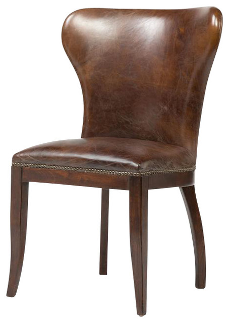 Four Hands Richmond Dining Chair Traditional Dining Chairs By Seldens Furniture
