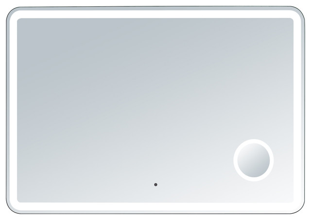 """Eve Led Cosmetic Mirror, 48""""x32""""."""